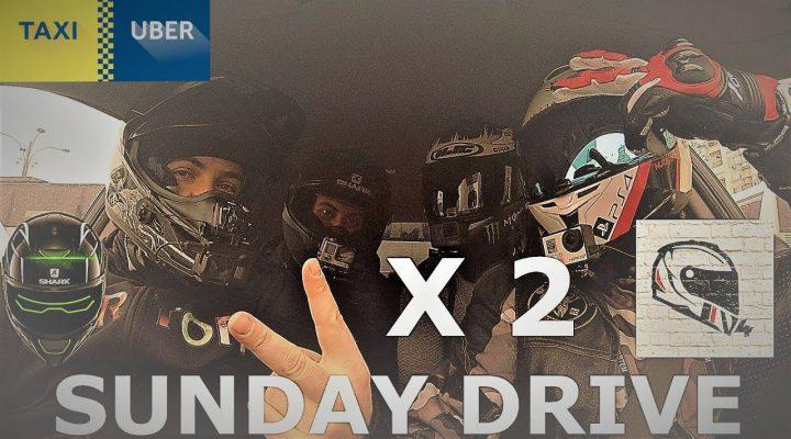 Sunday Drive-Ce fac riderii iarna????