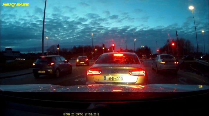 Banalitati din Dublin trafic.