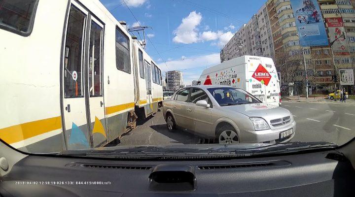 Careless drivers #2 – Mai cu talent (plus accident)
