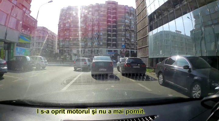 Întâmplări din trafic #2