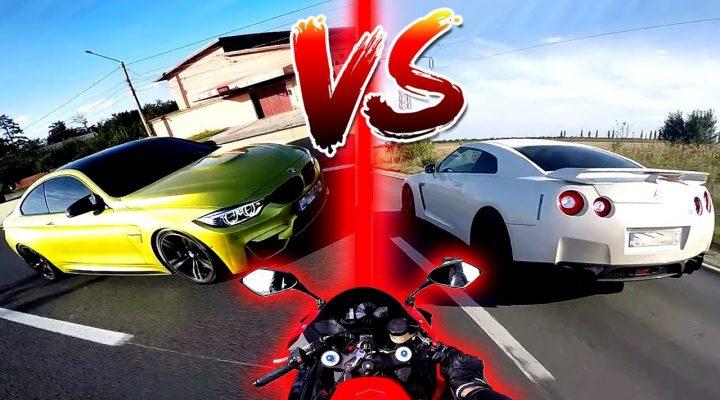 S3 Bucuresti-ing EP.23 Nissan GTR vs BMW M4 vs CBR600RR (TG-ing3?)