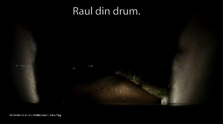 Raul din drum