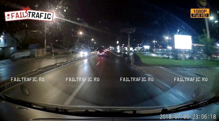 Limitări de viteză în Balotești