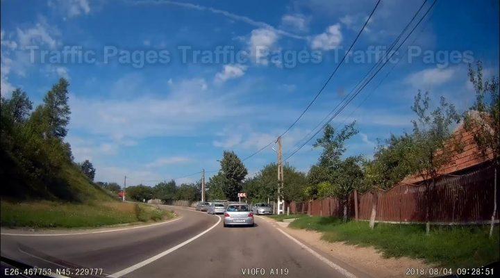 Traffic Pages #15 – Aproape atingere