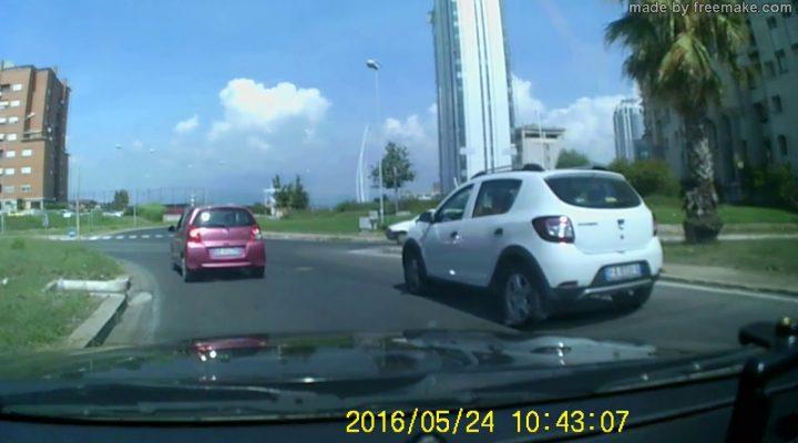 Rataciti in trafic 1