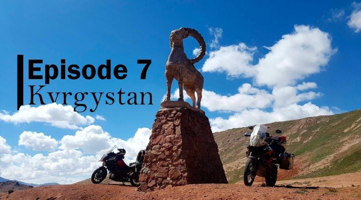 Transfagarasanul de sute de km | cu motocicleta in Kyrgystan