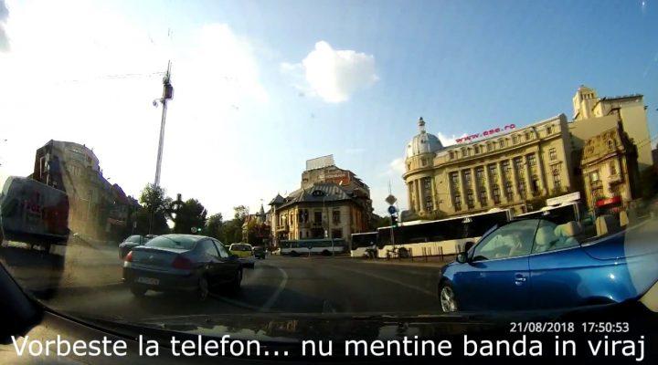 Dezastru in traficul din Bucuresti!