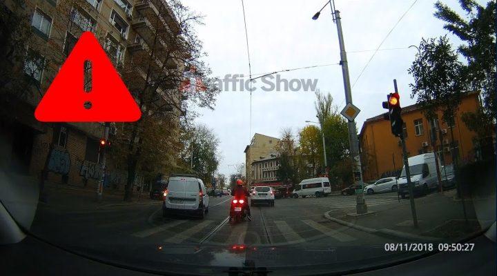 Ilegalităţi în trafic – Jungla urbană Ep.9