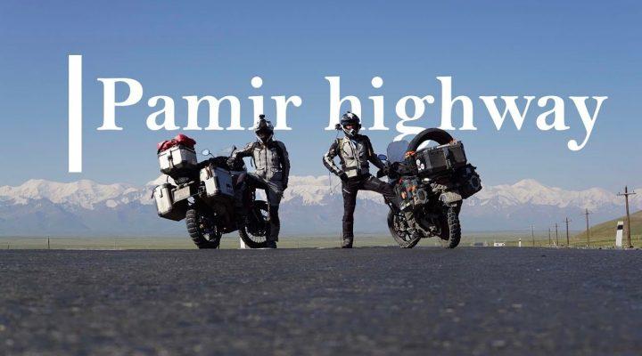 Autostrada Pamir – cu motorul la inaltime. Adica 4000 si ceva de metri inaltime
