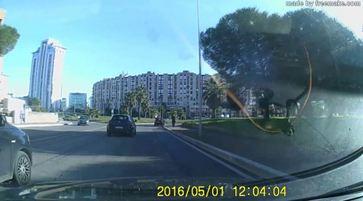 Rataciti in trafic 6