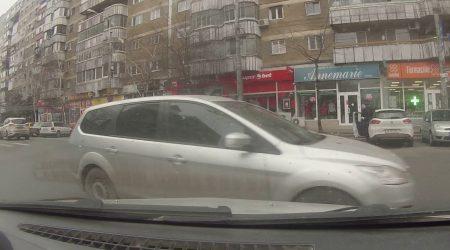 Accident minor București