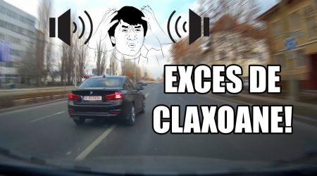 De prin trafic Ep. 25 EXCES DE CLAXOANE!
