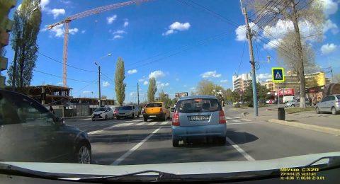 Accident Mamaia 28.04.2019