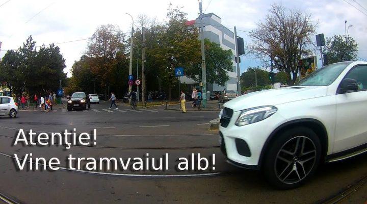 Prioritatea de Mercedes alb