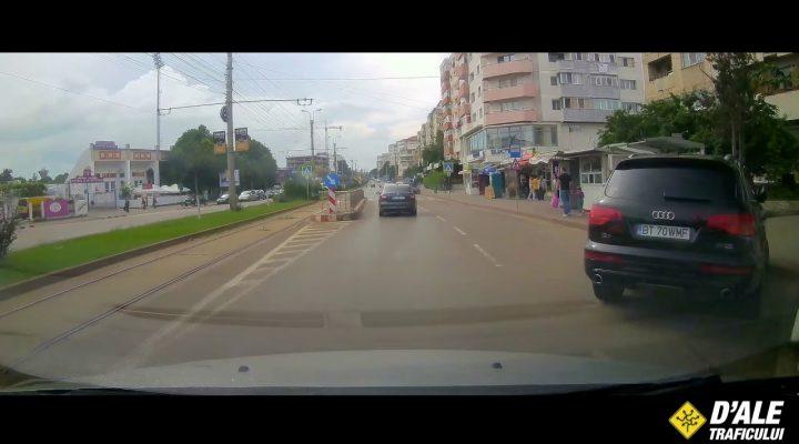 Asigurare la traversare