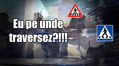 De prin trafic Ep. 26 EU PE UNDE TRAVERSEZ?!!!