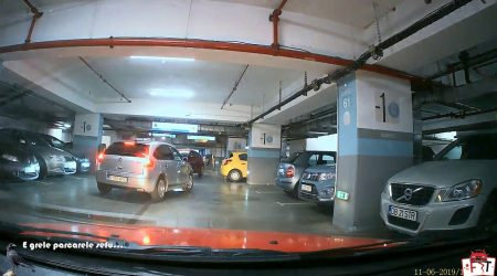…dupa accident & fail parking 101…