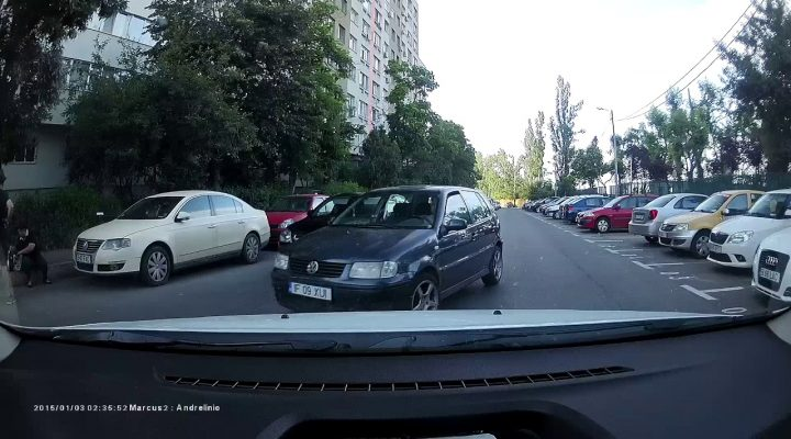 Un nesimțit care nu poate sta la coadă – București [14.06.2019]