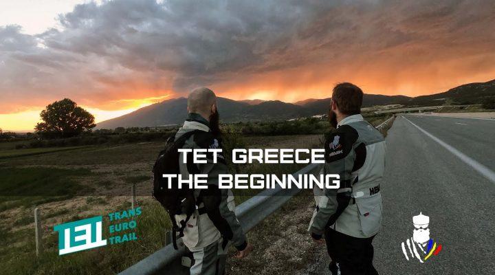 Cu motocicleta in Romania, Bulgaria si Grecia