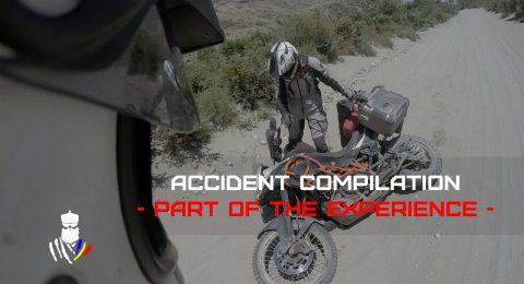 Accidente moto | compilatie