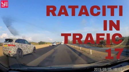 Rataciti in trafic 17