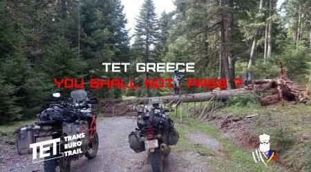 Cu motocicleta in Grecia, nu mai este cale de intors