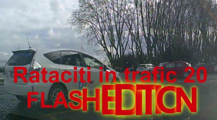 Rataciti in trafic 20