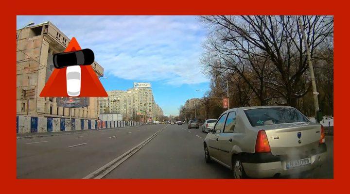 Cum trebuie trataţi şoferii nesimţiţi din trafic – Trafic Bucureşti