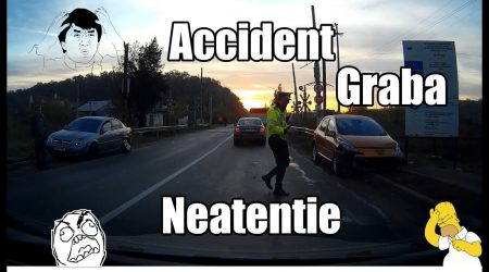 De prin trafic Ep. 29 Neatentie + Graba = Depasiri la limita + accidente