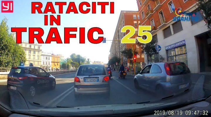 Rataciti in trafic 25