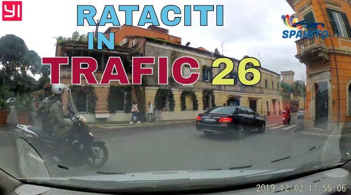 Rataciti in trafic 26