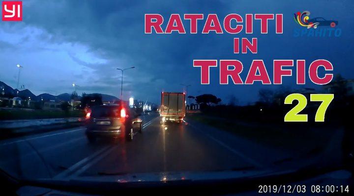 Rataciti in trafic 27