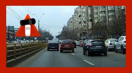 Nesimţiţi la volan – Ep.1 – Trafic Bucureşti
