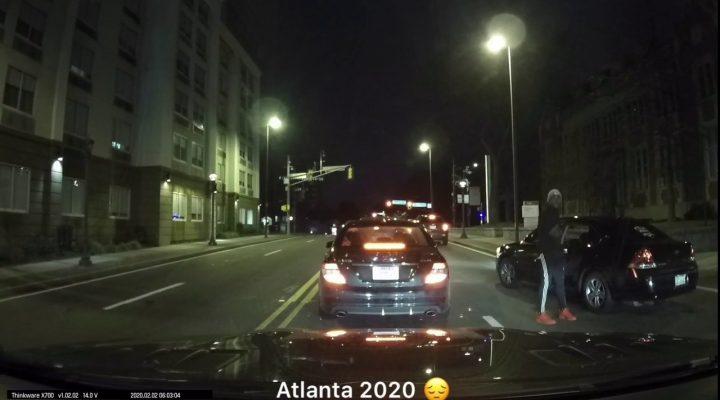 NO COMMENT Atlanta 2020