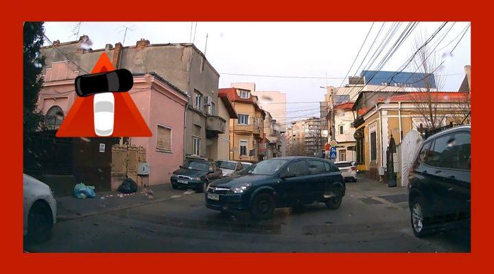 Şoferi inconştienţi – Trafic Bucureşti