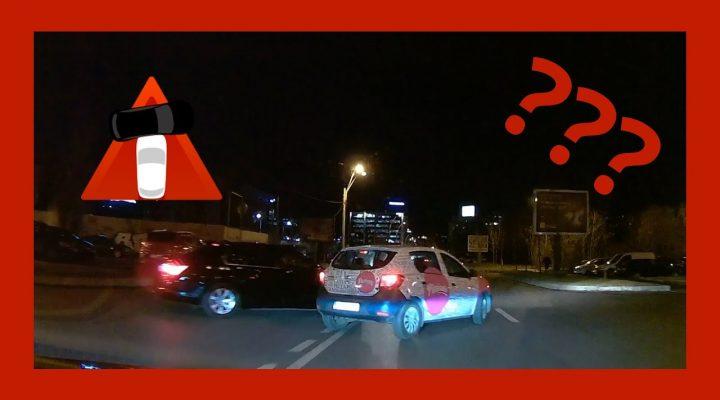 Viraje la stânga – Trafic Bucureşti