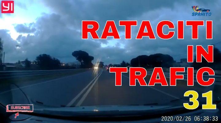 Rataciti in trafic 31