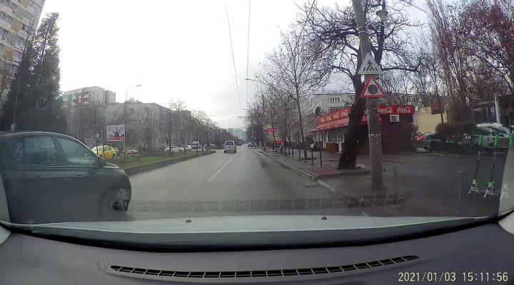 Conduceți cu grijă – București [03.01.2021]