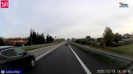 Dubla continua? Desene pe asfalt pentru orientarea in spatiu…(Din trafic # 3)