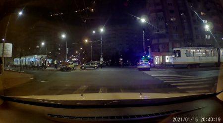 După accident – București [15.01.2021]