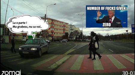 De prin traficul din Cluj Napoca 5