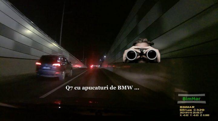 Q7 cu apucaturi de BMW