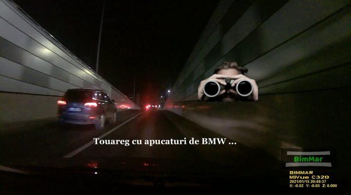 Touareg cu apucaturi de BMW