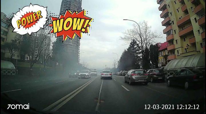 De prin traficul din Cluj-Napoca 7