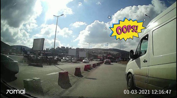 De prin traficul din Cluj-Napoca 6