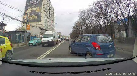 Testăm frânele – București [23.03.2021]