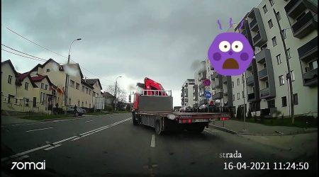 De prin traficul din Cluj-Napoca 8