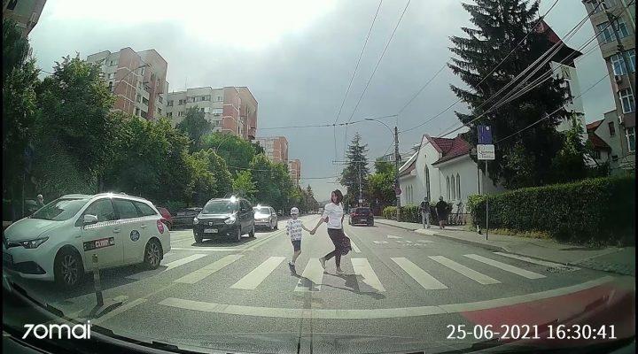 De prin traficul din Cluj-Napoca 11