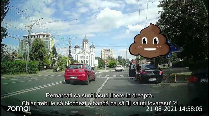 De prin traficul din Cluj-Napoca 12